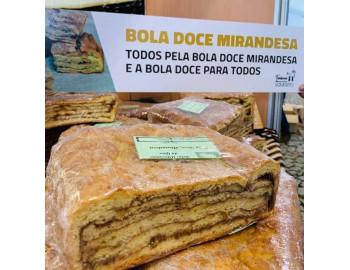 Bola doce de Miranda do Douro candidatas às «7 maravilhas Doces de Portugal»