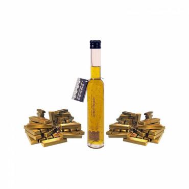 Azeite Virgem Extra Ouro Líquido com Partículas de Ouro Comestível