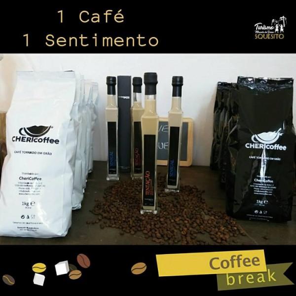 Chericoffe - Café torrado em grão
