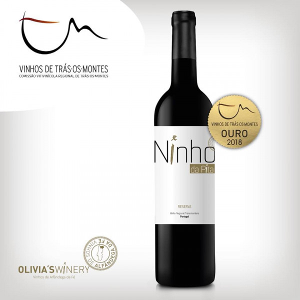 Vinho Tinto Ninho da Pita Reserva
